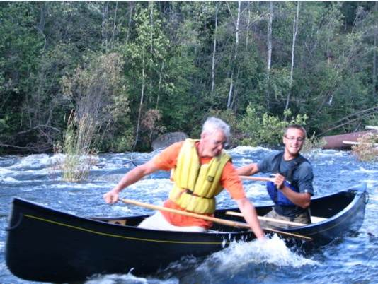 Canoeing in Canada